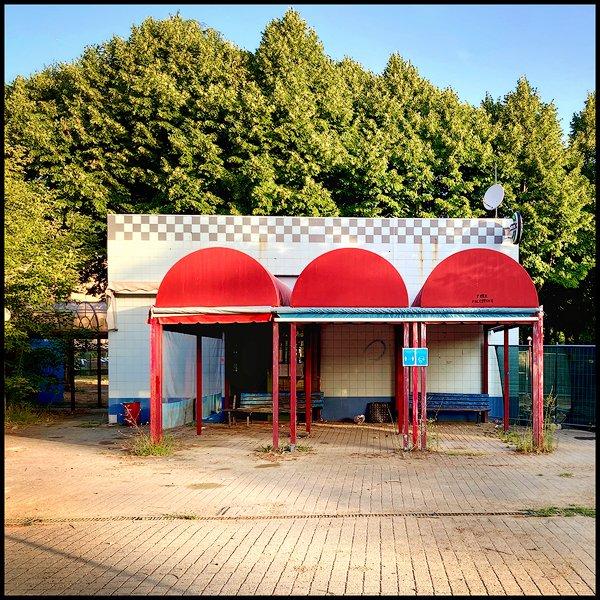 il bar del parco